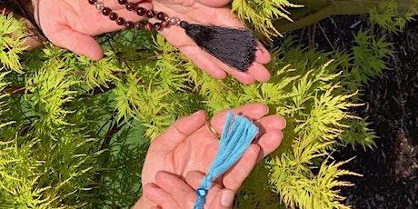 BEACH PRAY LOVE -  Mala Making Retreat tickets
