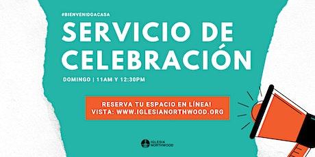 Servicio De Celebración entradas