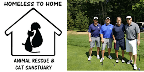 3rd annual Homeless to Home Animal Rescue & Cat Sanctuary Golf Outing tickets