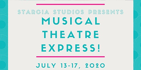 Musical Theatre Express - Primary Summer Day Camp! tickets