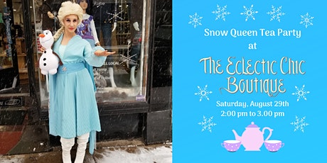 Snow Queen Tea Party tickets