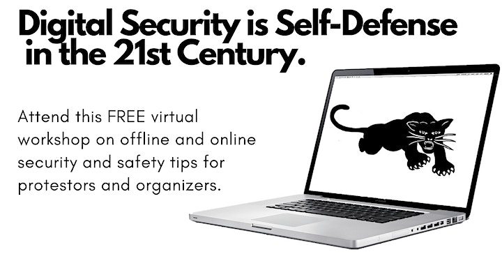 Offline and Online Security Tips for Protesters and Organizers image