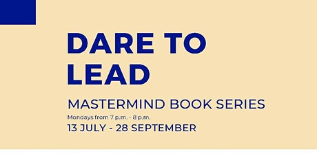 MasterMind Book Series: Brene' Brown - Dare to Lead (female veterans only) tickets