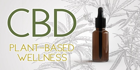 CBD - an oil for stress, aches and sleep tickets