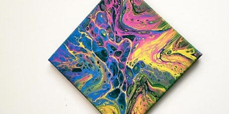 Acrylic Paint Pour Workshop tickets