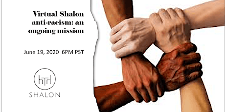 Virtual Shalon | Anti-Racism, an Ongoing Mission tickets
