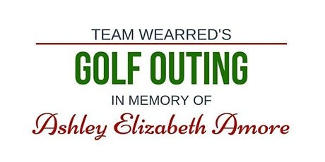 Team WearRed Golf Outing in Memory of Ashley Amore tickets
