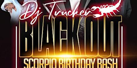 DJ TRUCKER ALL BLACK BIRTHDAY BASH tickets