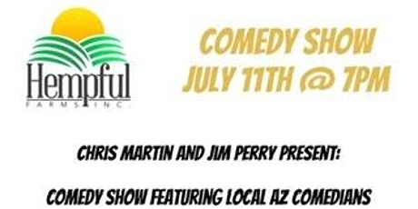 Comedy Night at Hempful Farms tickets
