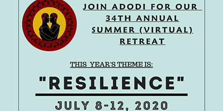 34th ADODI ANNUAL (VIRTUAL) SUMMER RETREAT tickets