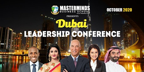 Dubai Leadership Conference tickets