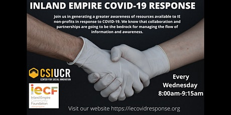 Briefing on COVID-19 Webinars