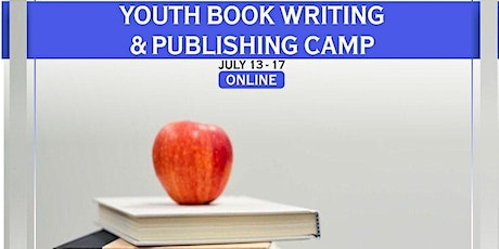 Virtual Youth Writing and Publishing Camp tickets