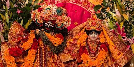 ISKCON Temple Darshan tickets