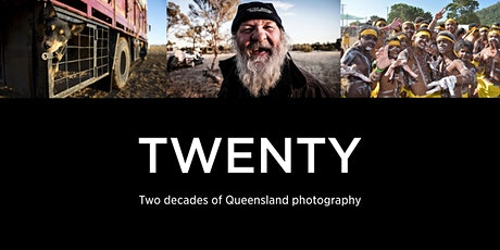 Behind the lens: Twenty curator's talks tickets