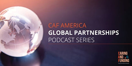 Global Partnerships Podcast: CAF Russia  - Russia Philanthropy tickets
