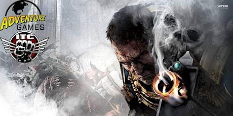Heat of Battle - Warhammer 40,000 RTT tickets
