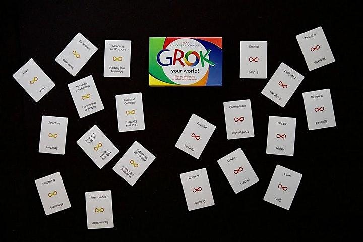 GROK Party on ZOOM! image