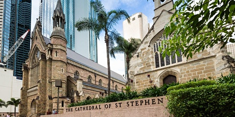 12NOON SUNDAY MASS - CATHEDRAL OF ST STEPHEN tickets