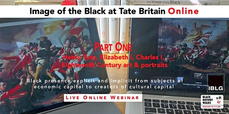 Tate Britain PART ONE Image of the Black Online tickets