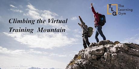 Climbing the Virtual Training Mountain tickets