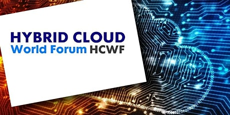 Hybrid Cloud World Forum 2020 - Conference/Exhibition+Virtual - Beijing tickets