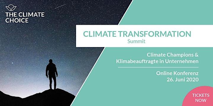 Workshop Registrierung - Climatesummit.de: Bild