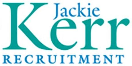 Jackie Kerr Recruitment - Back to Work Seminar tickets