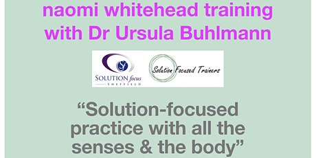 Solution-focused practice with all the senses and the body tickets