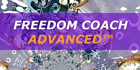 FREEDOM COACH ADVANCED™ WORKSHOP 2020 tickets
