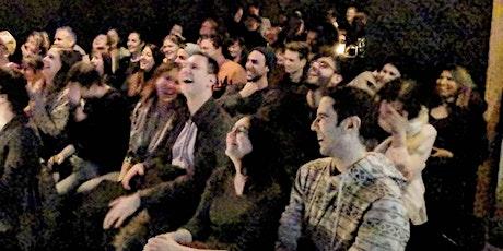 English Stand Up - Propaganda Comedy - Culture Shock 1.04 Tickets