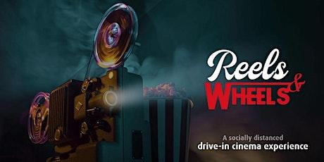 Reels and Wheels biglietti