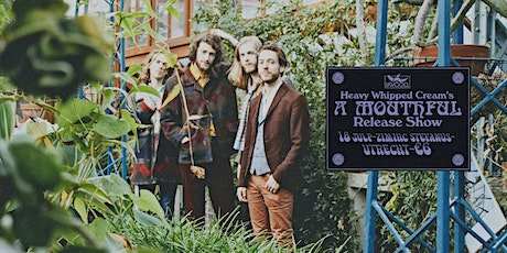 """Heavy Whipped Cream presents """"A Mouthful"""" EP (Support: Imre de Graaf) tickets"""
