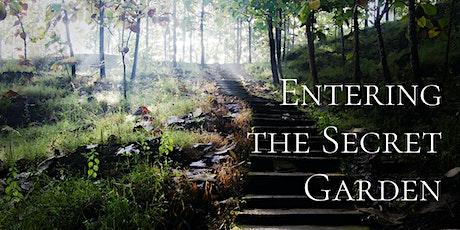 Entering the Secret Garden - a walk in nature. Richmond, UK. tickets