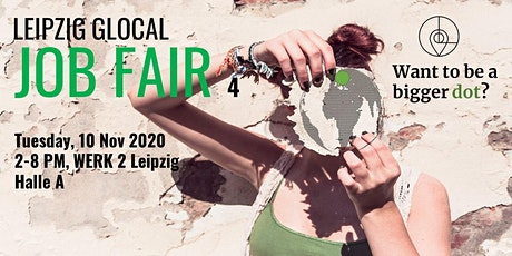 Leipzig Glocal Job Fair 4 Tickets