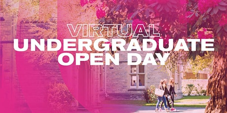 AECC Virtual Open Day 15th August 2020 tickets