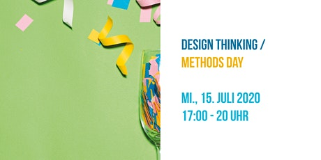 Design Thinking / Methods Day Tickets