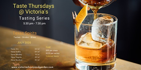 Taste Thursdays @ Victoria's tickets
