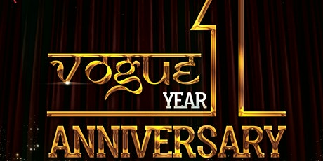 VOGUE One Year Anniversary tickets