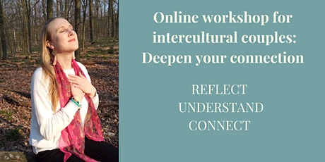 Intercultural couples: connection and communication workshop ingressos
