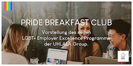 Vorstellung des neuen LGBT+ Employer Excellence Programme der UHLALA Group Tickets