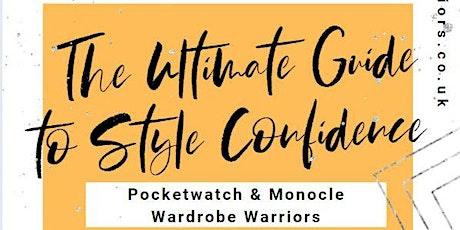 The Ultimate Guide to Style Confidence tickets