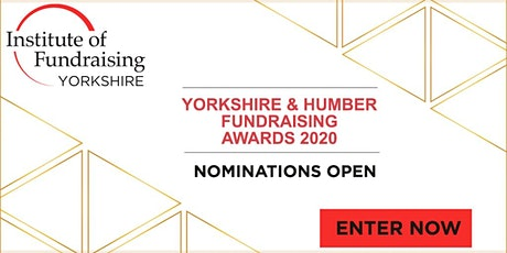 Virtual IoF Yorkshire Fundraising Awards 2020 tickets
