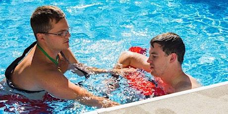 Lifeguarding Initial Class tickets