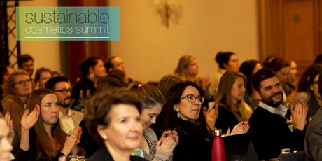 Sustainable Cosmetics Summit Europe tickets