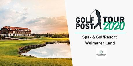 Golf Post Tour // Weimarer Land Tickets