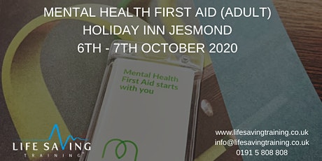 Mental Health First Aid (Adult) tickets