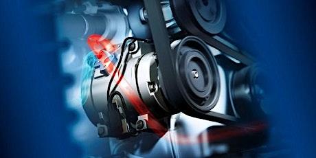 AC Compressor replacement (FREE WEBINAR) tickets