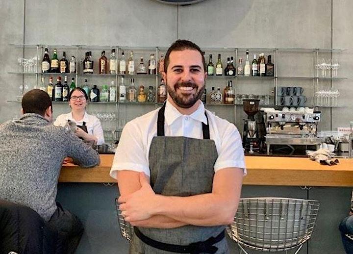 The Halyard Summer Guest Chef Series:  Chef Evan Tessler image