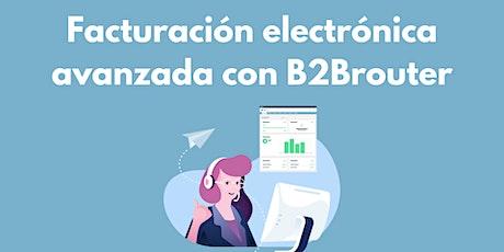 Facturación electrónica avanzada con B2Brouter – ¡Más rápida y eficaz! boletos